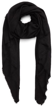 BP Women's Solid Oblong Scarf
