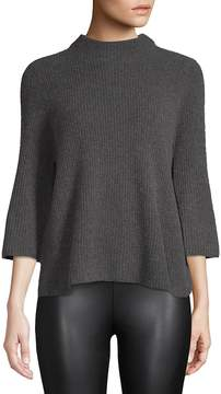 Design History Women's Quarter-Sleeve Sweater
