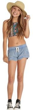 Billabong Girl's Made For You Woven Shorts