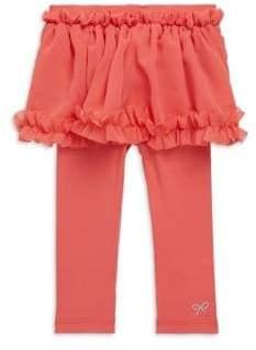 Lili Gaufrette Baby's Tulle Skirt With Leggings