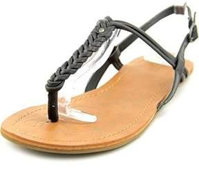 Roxy Womens Bhutan Split Toe Beach T-strap Sandals.