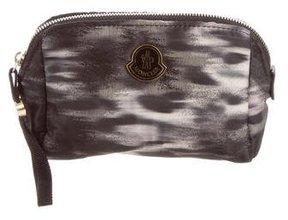 Moncler Nylon Cosmetic Bag