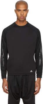 adidas x Kolor Black Hybrid Crew Sweatshirt