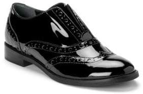 Vionic Hadley Patent Leather Oxfords