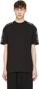 McQ Black Numeral T-Shirt