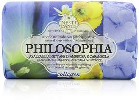 Nesti Dante Philosophia Natural Soap - Collagen - Blue Azalea, Ambrosia Nectar & Starfruit With Vegetal Collagen & Ginseng