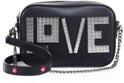 Les Petits Joueurs Roy Love Leather Camera Bag
