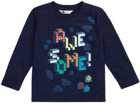 Petit Lem Long-Sleeve Gamer T-Shirt, Size 2-6X