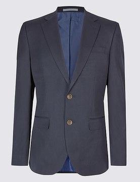 Marks and Spencer Regular Fit Jacket