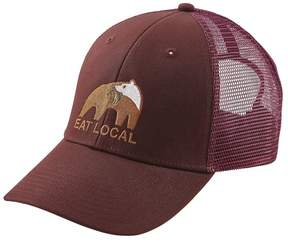 Patagonia Eat Local Upstream LoPro Trucker Hat