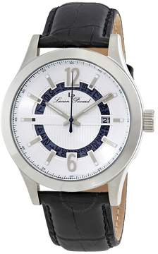 Lucien Piccard Oxford Silver Dial Men's Watch