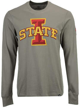 '47 Men's Iowa State Cyclones Fieldhouse Long Sleeve T-Shirt
