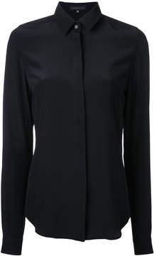 Barbara Bui concealed fastening shirt