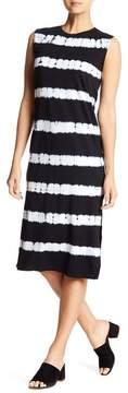 C&C California Tie-Dye Sleeveless Dress