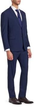 Ralph Lauren Purple Label Nigel Two-Button Wool Slim-Fit Suit