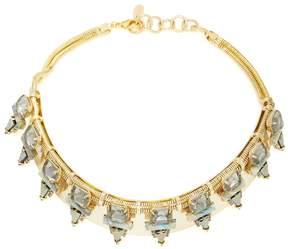 Elizabeth Cole Women's Sylvy Collar Necklace