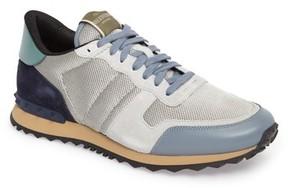Valentino Men's Nylon Rockrunner Sneaker
