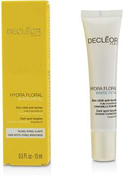 Decleor Hydra Floral White Petal Roman Chamomile Dark Spot Targeter