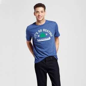 Awake Men's Minneapolis Let's Go Boating T-Shirt - Navy