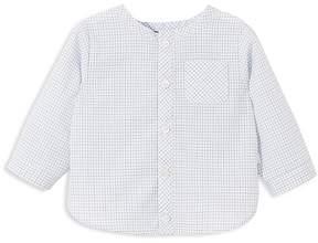Jacadi Boys' Collarless Button-Down Shirt - Baby