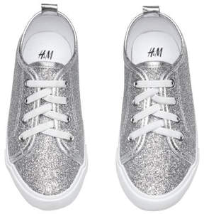 H&M Trainers - Silver