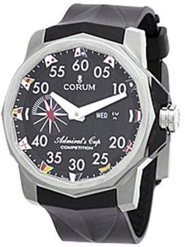 Corum Admirals Cup Tides 48 Titanium Competition Mens Watch
