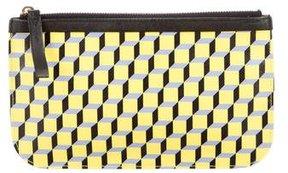Pierre Hardy Geometric Zip Pouch