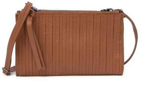 Kooba Nova Scotia Leather Mini Crossbody Bag