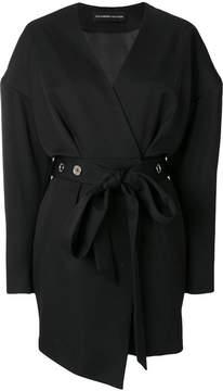 Alexandre Vauthier hipbelt dress