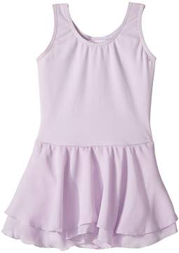 Capezio Classic Double Layer Skirt Tank Dress Girl's Dress