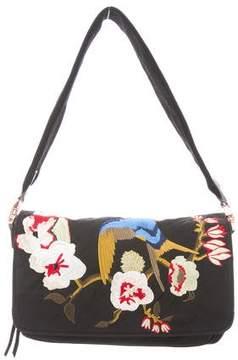 Elizabeth and James Willa Embroidered Shoulder Bag