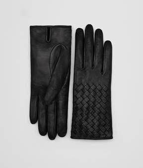Bottega Veneta Nero Lamb Glove