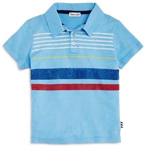 Splendid Boys' Contrast Stripe Polo Shirt - Little Kid