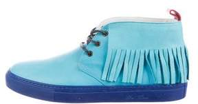 Del Toro Fringe Chukka Sneakers