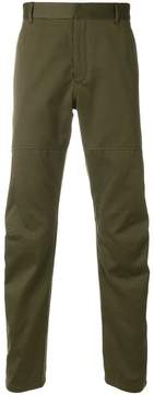 Lanvin casual ruched chinos