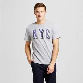 Awake Men's New York Marquee T-Shirt - Heather Gray