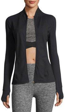 Beyond Yoga x kate spade new york madison bow long-sleeve jacket