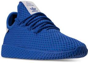 adidas Big Boys' Pharrell Williams Tennis Hu Casual Sneakers from Finish Line
