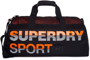 Superdry Lineman Skate Barrel Bag