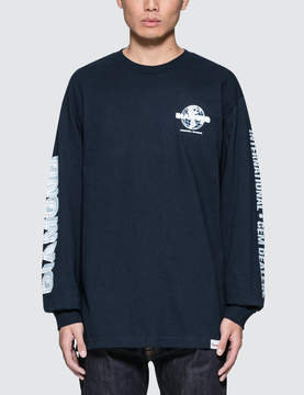 Diamond Supply Co. Worldwide L/S T-Shirt