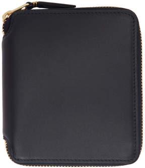 Comme des Garcons Wallets Black Classic Zip Wallet