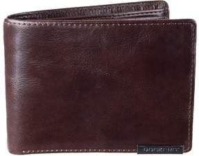 Dockers Men's Extra-Capacity Leather Wallet