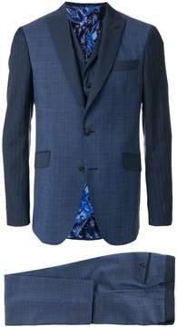 Etro three piece formal suit