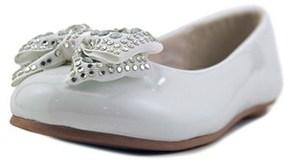 Laura Ashley 24426 Round Toe Synthetic Ballet Flats.