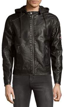 Buffalo David Bitton Jawashin Full-Zip Jacket