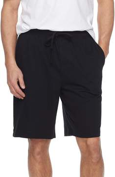 Croft & Barrow Men's True Comfort Solid Sleep Shorts