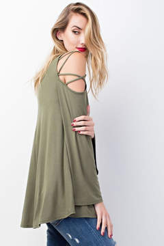 Easel Lucea Top Olive