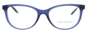 Tiffany & Co. Infinity Embellished Eyeglasses w/ Tags