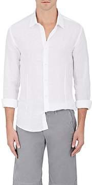 Orlebar Brown Men's Mortan Linen Shirt
