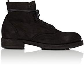 Officine Creative Men's Washed Leather Boots